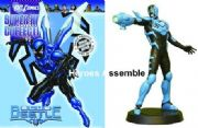 Eaglemoss DC Comics Super Hero Figurine Collection #092 Blue Beetle Modern